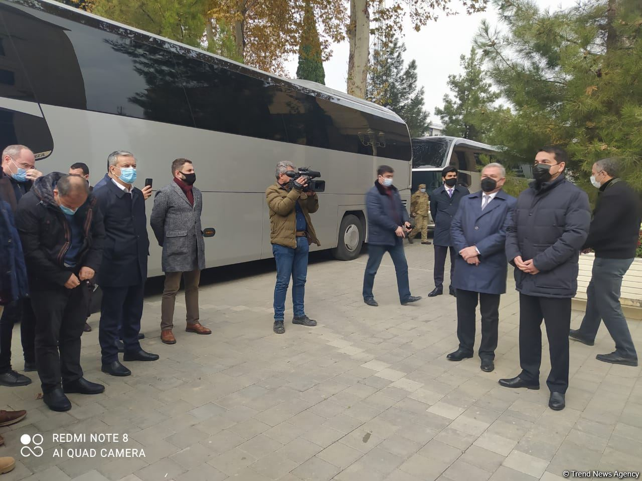 Azerbaijani president's assistant, diplomatic missions visiting Tartar (PHOTO) - Gallery Image