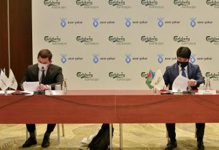 Carlsberg Azerbaijan and AzərŞəkər signed a memorandum of cooperation (PHOTO)