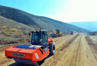 Azerbaijan to develop transport sector on territories liberated from Armenian occupation