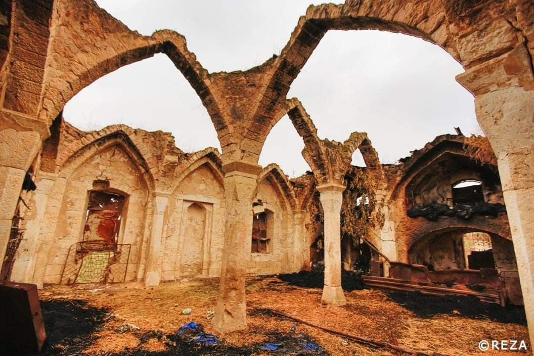 Cemeteries destroyed, mosques used as cowsheds in Karabakh - renowned French photographer (PHOTOS)