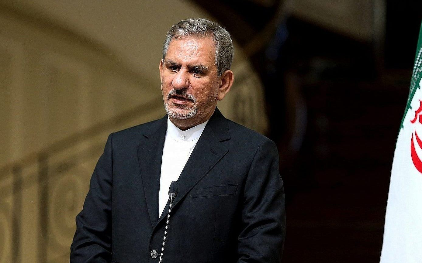 Iran needs foreign trade to rely on domestic production - Iran's First VP
