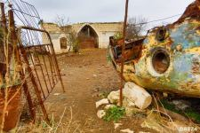 Cemeteries destroyed, mosques used as cowsheds in Karabakh - renowned French photographer (PHOTOS) - Gallery Thumbnail