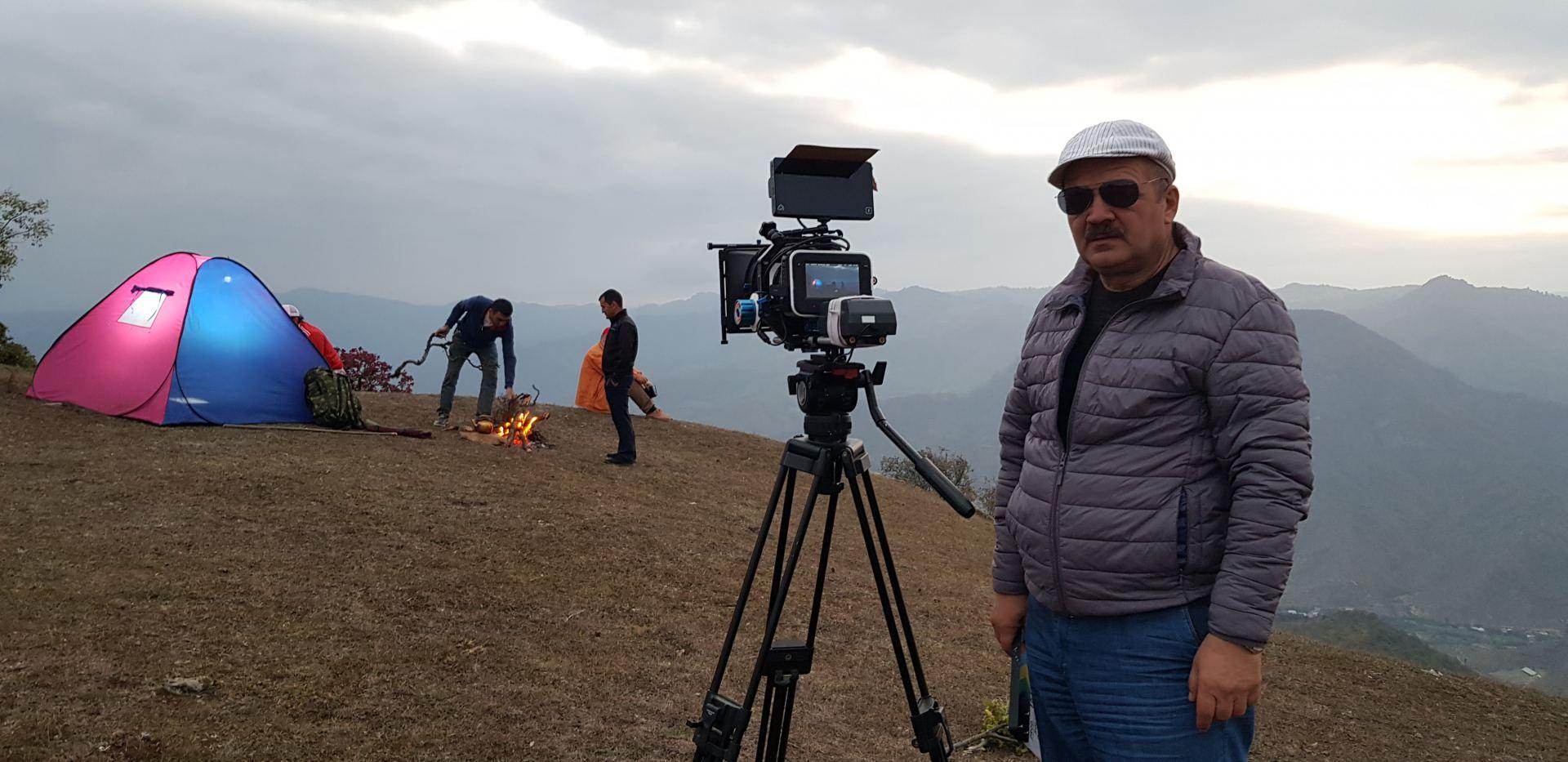 Неизлечимо больной человек нашел спасение в горах Товуза (ФОТО) - Gallery Image