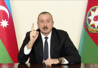Armenia did not want to return single centimeter of land to us - President of Azerbaijan