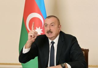 Initial version of statement suggested that width of Lachin corridor should be 30 kilometers, I was categorically against this - President Aliyev