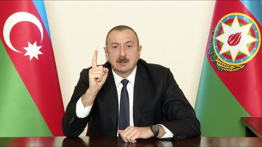 Lachin corridor cleared of Armenian occupying forces - President of Azerbaijan
