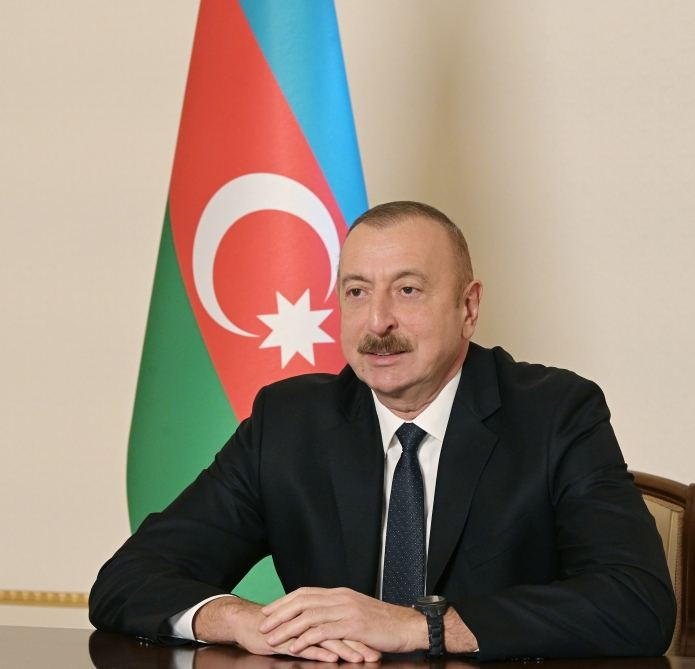 Armenia had no other option – either to be completely destroyed or to sign act of surrender - President of Azerbaijan