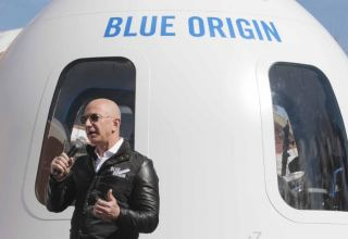 Bezos' Blue Origin taps former Pentagon, NASA officials for new advisory board