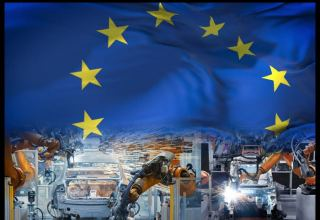 Eurozone manufacturing sector expands at slower pace