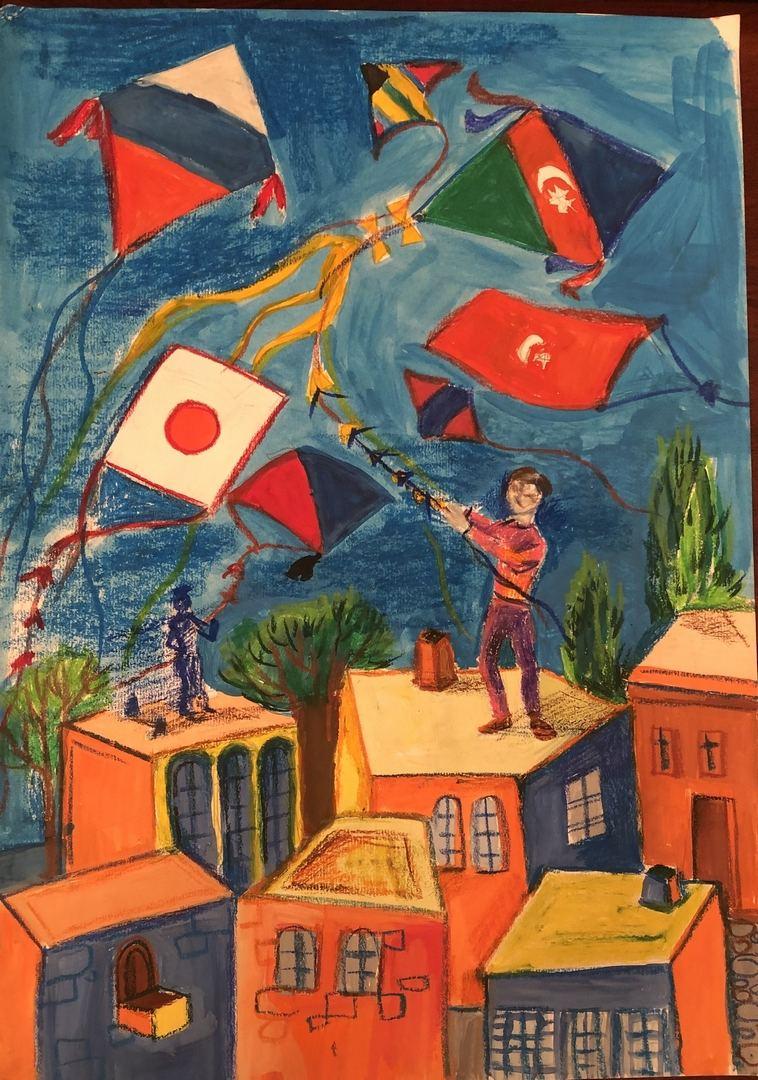 Как выглядит победа Азербайджана над Арменией? Показывают представители России, Грузии, Ирана, Украины (ВИДЕО, ФОТО) - Gallery Image