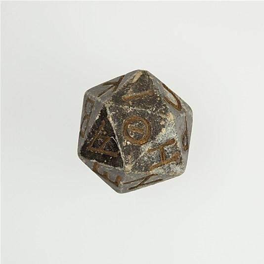 Israeli archaeologists discover 2,000-year-old game dice