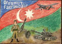 Как выглядит победа Азербайджана над Арменией? Показывают представители России, Грузии, Ирана, Украины (ВИДЕО, ФОТО) - Gallery Thumbnail