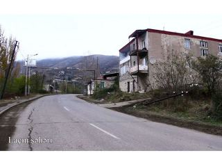 Azerbaijan presents footage from Lachin city (VIDEO)