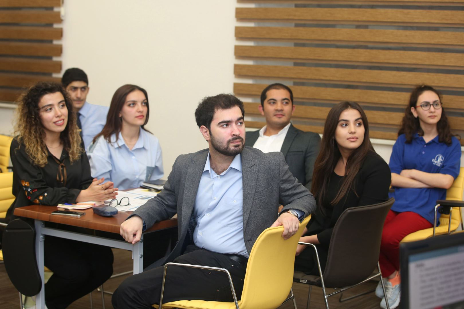 Baku Higher Oil School continues to successfully implement Dual Diploma MBA program of Geneva Business School (PHOTO) - Gallery Image