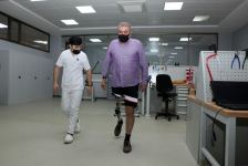 Azerbaijan presents first locally manufactured high-tech prostheses (PHOTO) - Gallery Thumbnail