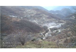 Azerbaijan shows video footage from Yanshag village of Kalbajar district (VIDEO)
