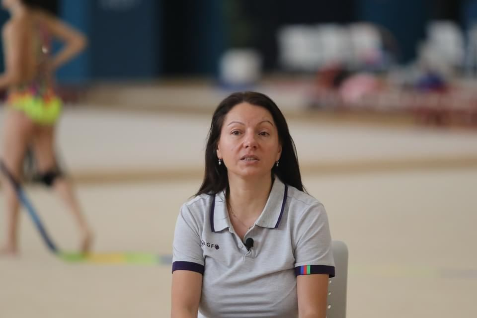 9 Azerbaijani gymnasts return from European Championships with medals - head coach