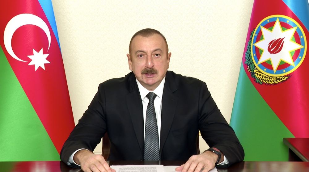 There is great need for joint efforts of int'l community to counter COVID-19 - President Aliyev
