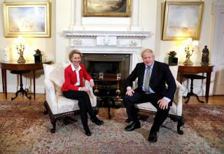 Joint statement from UK PM Johnson and EU's von der Leyen