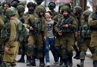 Palestinian teen killed by Israeli forces in protest