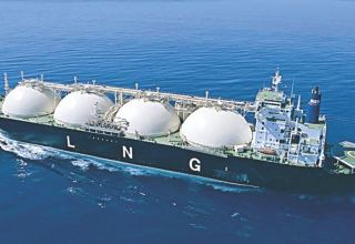 LNG share in Turkey's natural gas imports reaches 43% in H1 this year