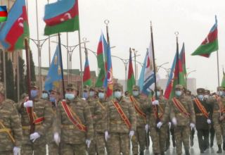 Azerbaijan names day of holding military parade on victory in Patriotic War (PHOTO/VIDEO)
