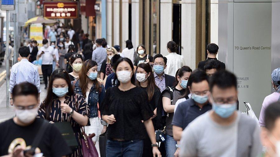 В Гонконге повысят штрафы за нарушение ограничительных мер до $645