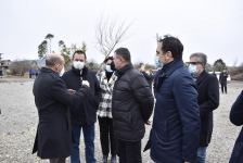 Italian MPs visit Azerbaijan's Aghdam liberated from Armenian occupation (PHOTO) - Gallery Thumbnail