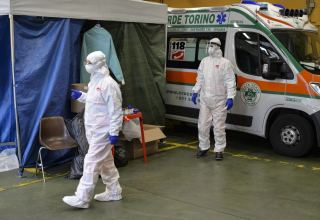 Italy reports 488 coronavirus deaths and 13,331 new cases