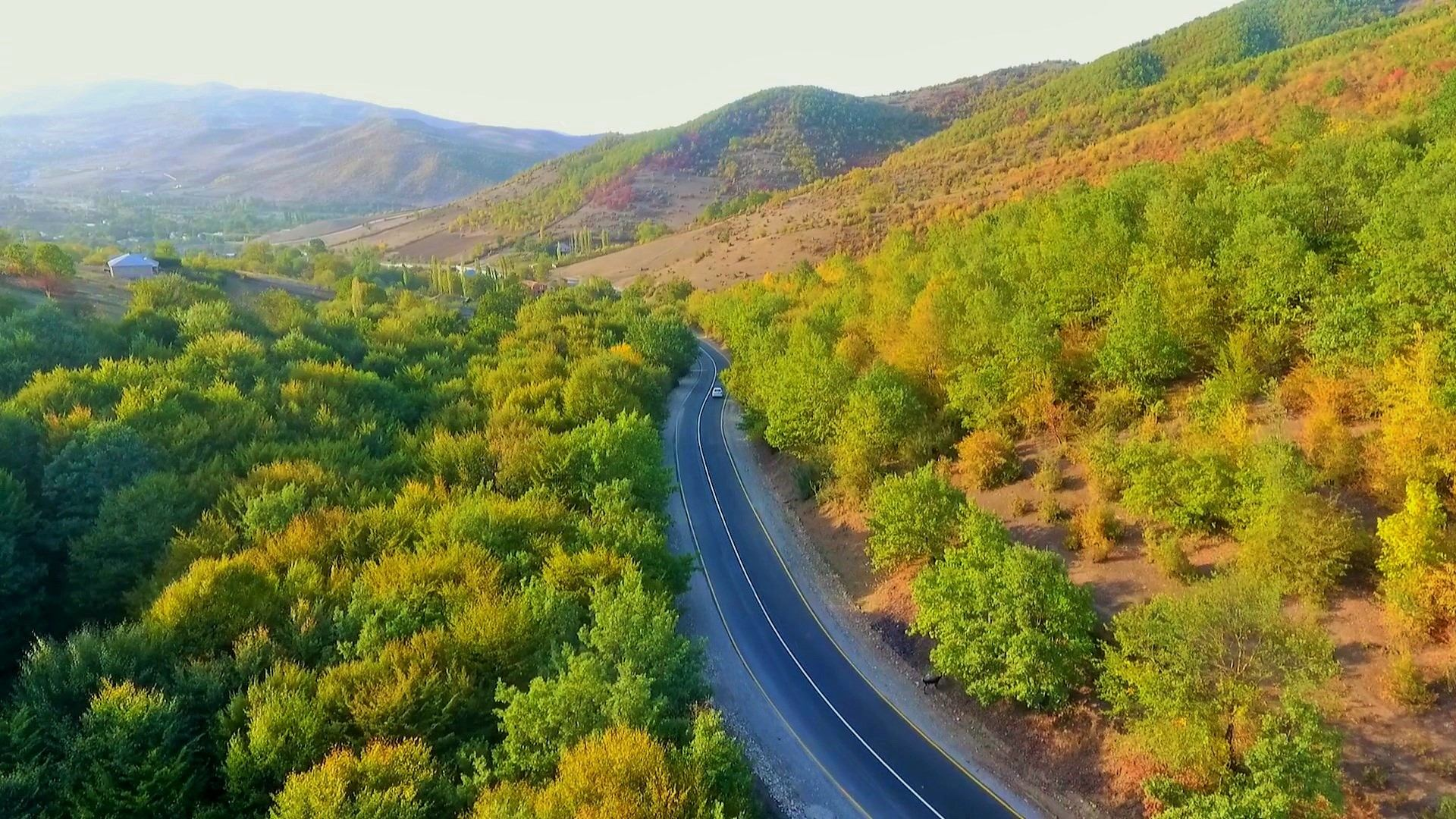State Agency of Azerbaijan Automobile Roads reconstructs highways in Quba district (PHOTO/VIDEO)
