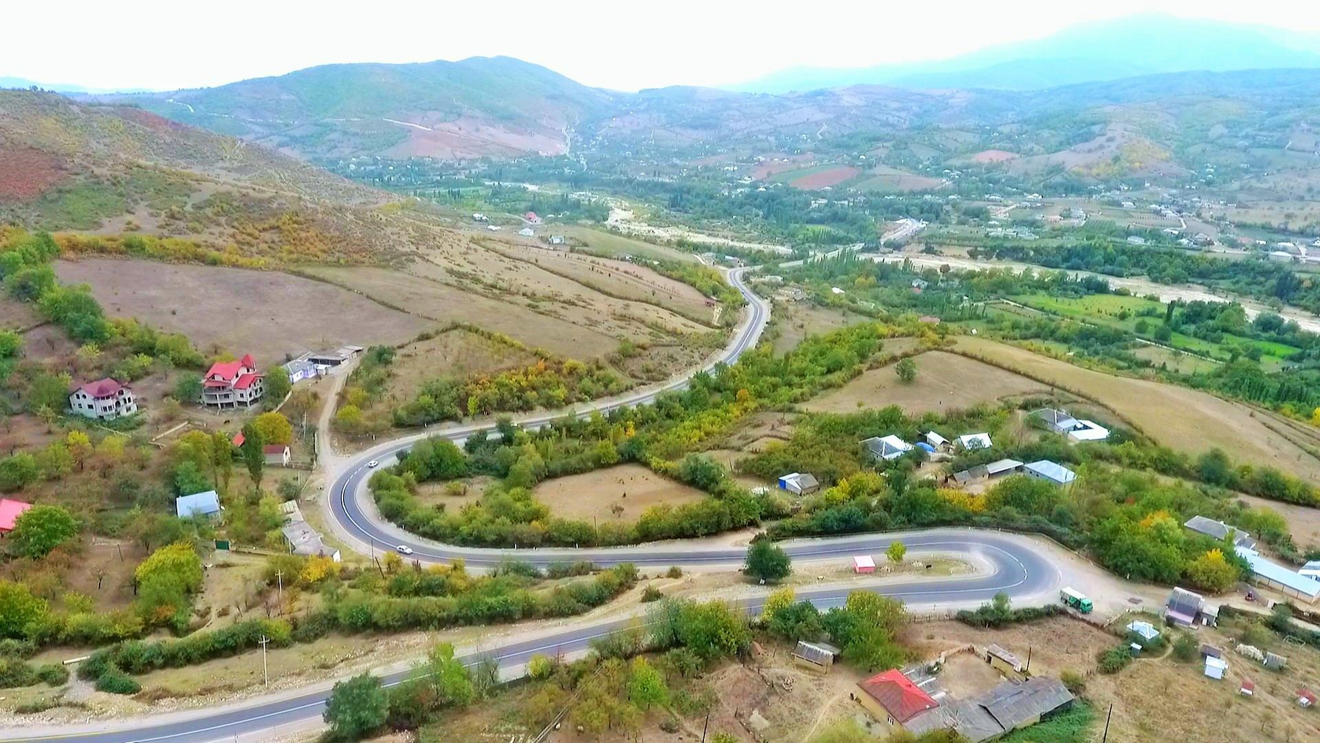 State Agency of Azerbaijan Automobile Roads reconstructs highways in Quba district (PHOTO/VIDEO) - Gallery Image