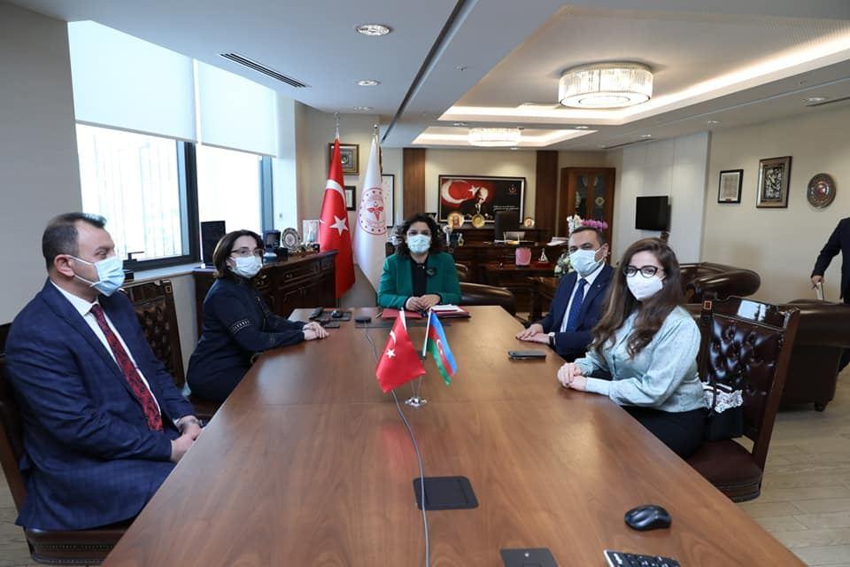 Azerbaijan, Turkey discuss purchase of COVID-19 vaccine (PHOTO)