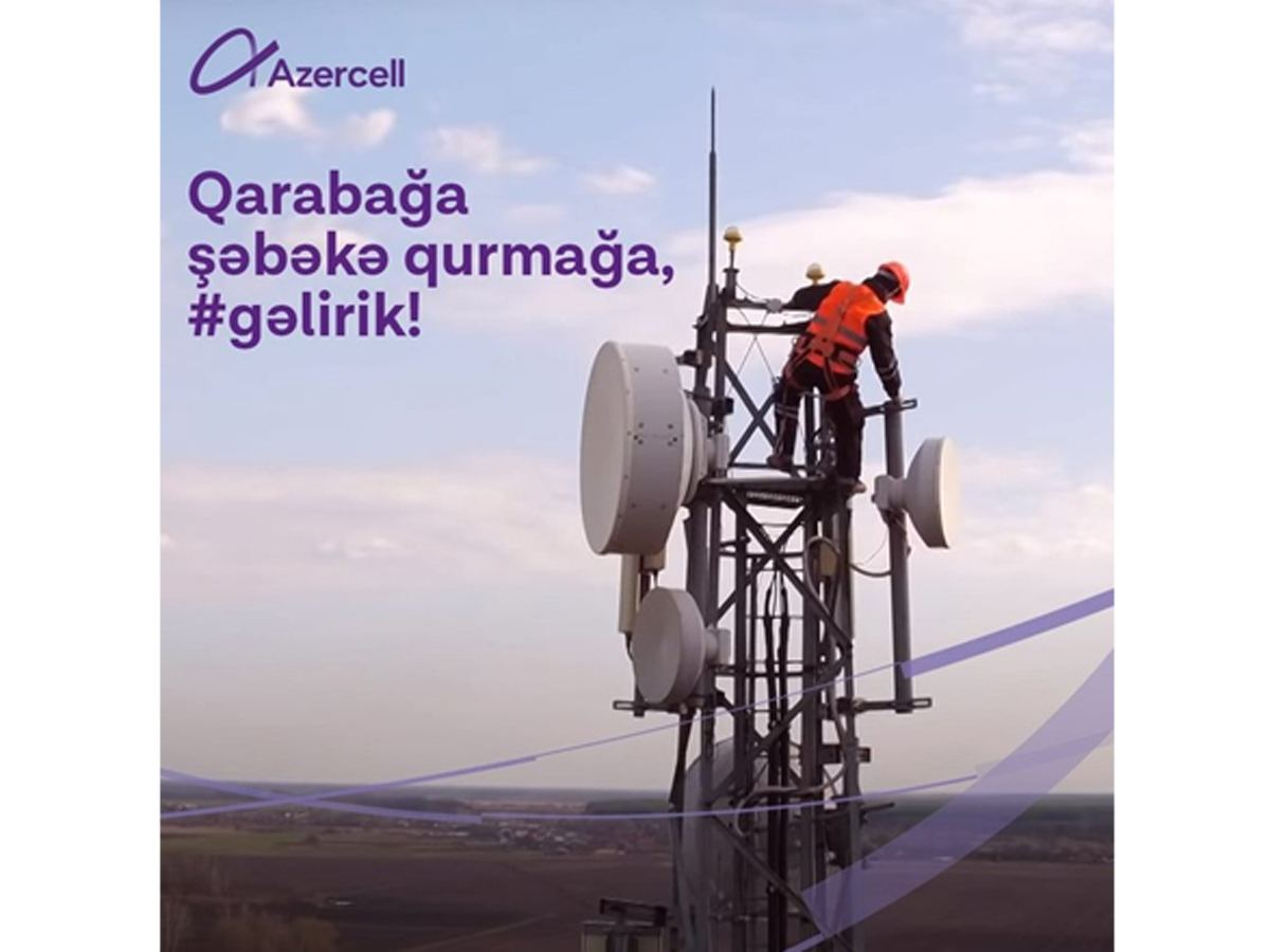 Azercell expands LTE network coverage up to 85% (PHOTO)