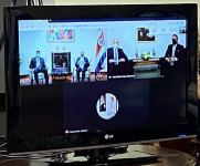 Azərbaycan səfiri etimadnaməsini Kosta-Rikada Prezidentinə təqdim edib (FOTO) - Gallery Thumbnail