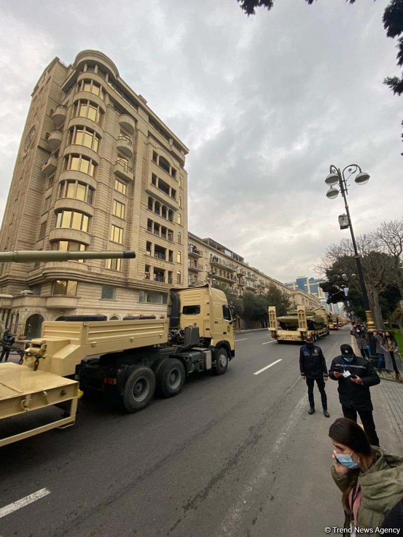 Azerbaijan to demonstrate UAVs during Victory military parade in Baku (PHOTO) - Gallery Image