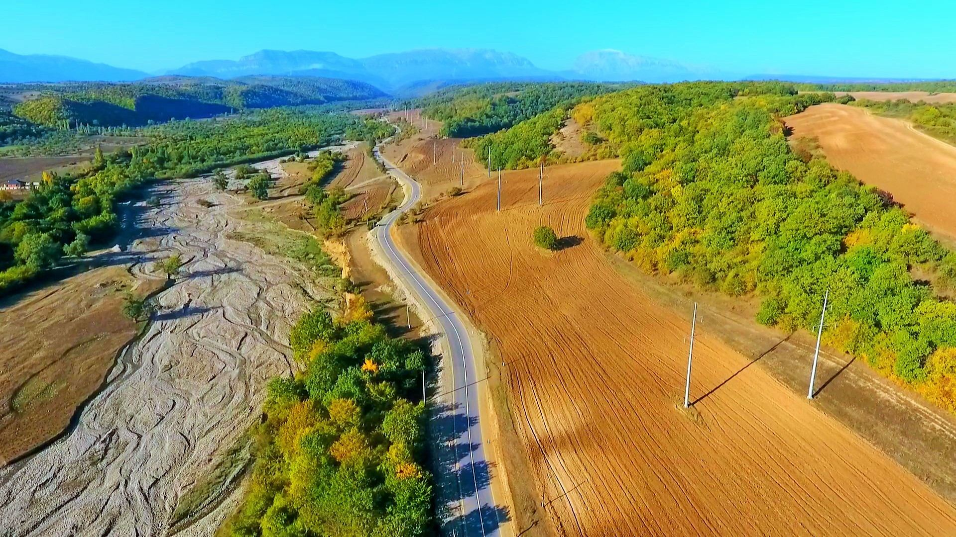 Road construction in one of Azerbaijan's districts completed (PHOTO) - Gallery Image