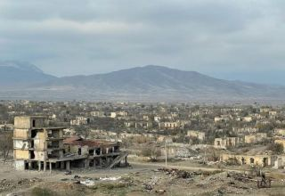 Large-scale work in Azerbaijan's liberated territories to develop construction sector