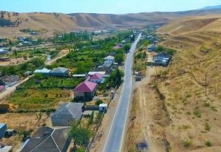 One more highway reconstructed in Azerbaijan (PHOTO/VIDEO)