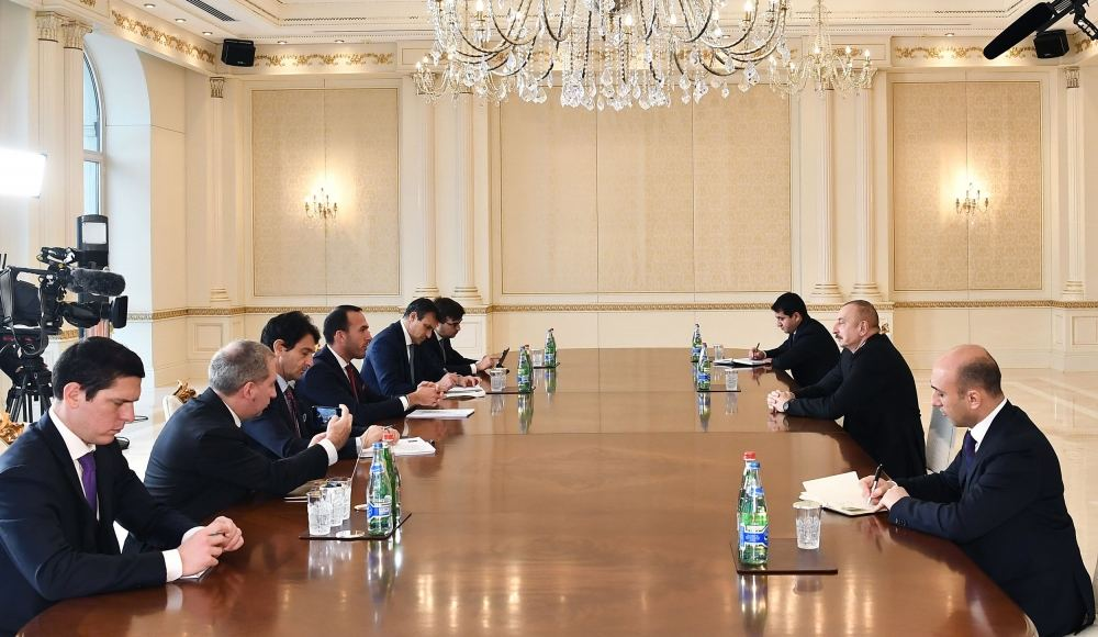 If some country wants to recognize Nagorno-Karabakh they can make some steps inside their own country - President Aliyev