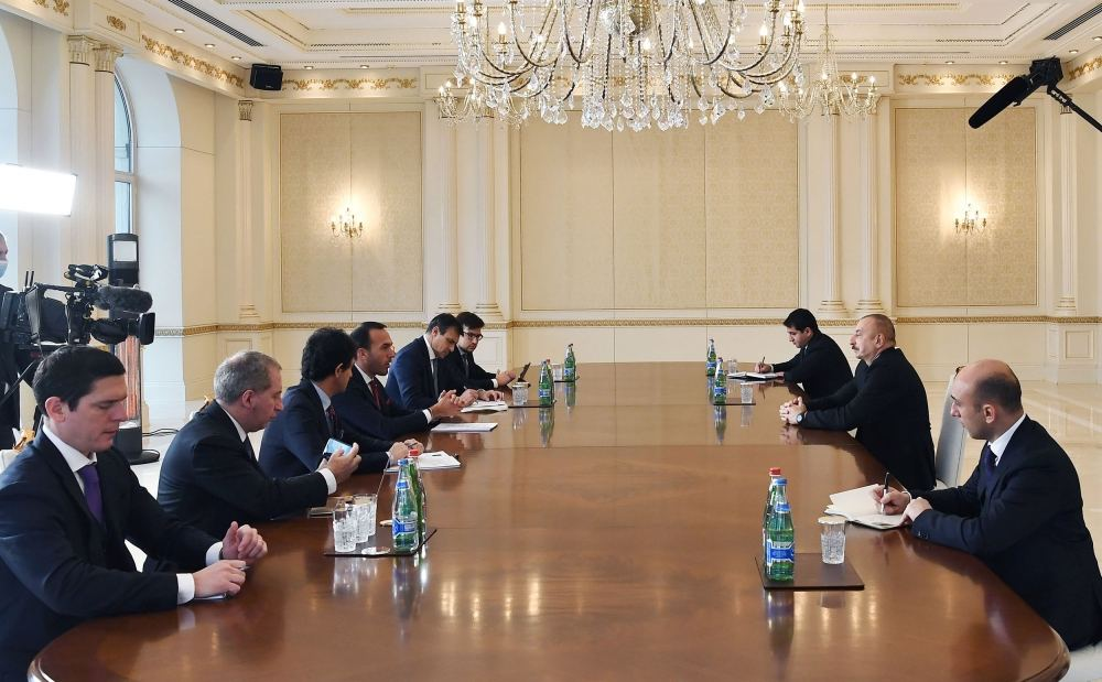 Soon we will complete final part of Southern Gas Corridor - President Aliyev