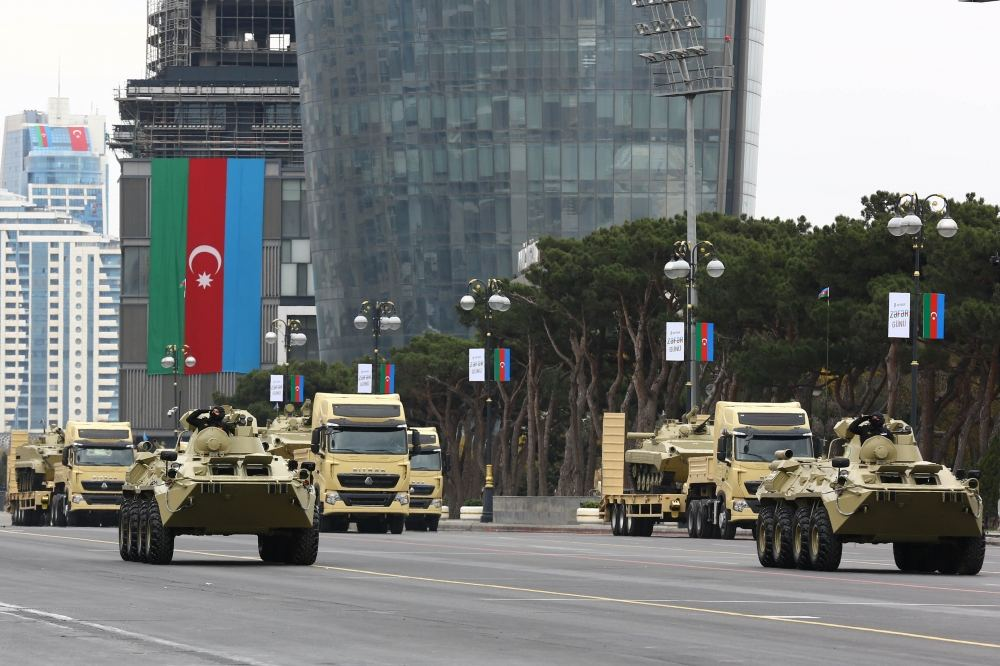 Azerbaijan's Victory Day on 8 November to be included in holidays, non-working days list