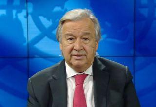 Генсек ООН призвал к деэскалации конфликта между Израилем и Палестиной