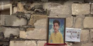 Телеканал ARTE показал репортаж о ракетных ударах по мирным азербайджанским  городам (ФОТО/ВИДЕО) - Gallery Thumbnail