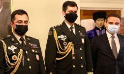 В Вашингтоне почтили светлую память общенационального лидера Гейдара Алиева (ФОТО) - Gallery Thumbnail