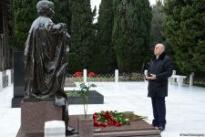 Общественность Азербайджана чтит память великого лидера Гейдара Алиева (ФОТО) - Gallery Thumbnail