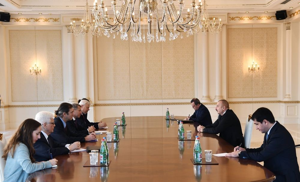 If Armenian fascism raises its head once again, we will smash it with iron fist - President Aliyev