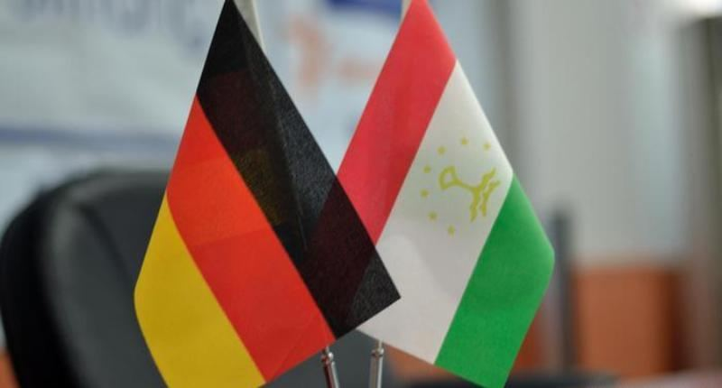 Tajikistan and Germany discuss financial and technical cooperation