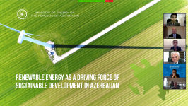 Azerbaijan continues measures to attract investment in renewable energy (PHOTO) - Gallery Thumbnail