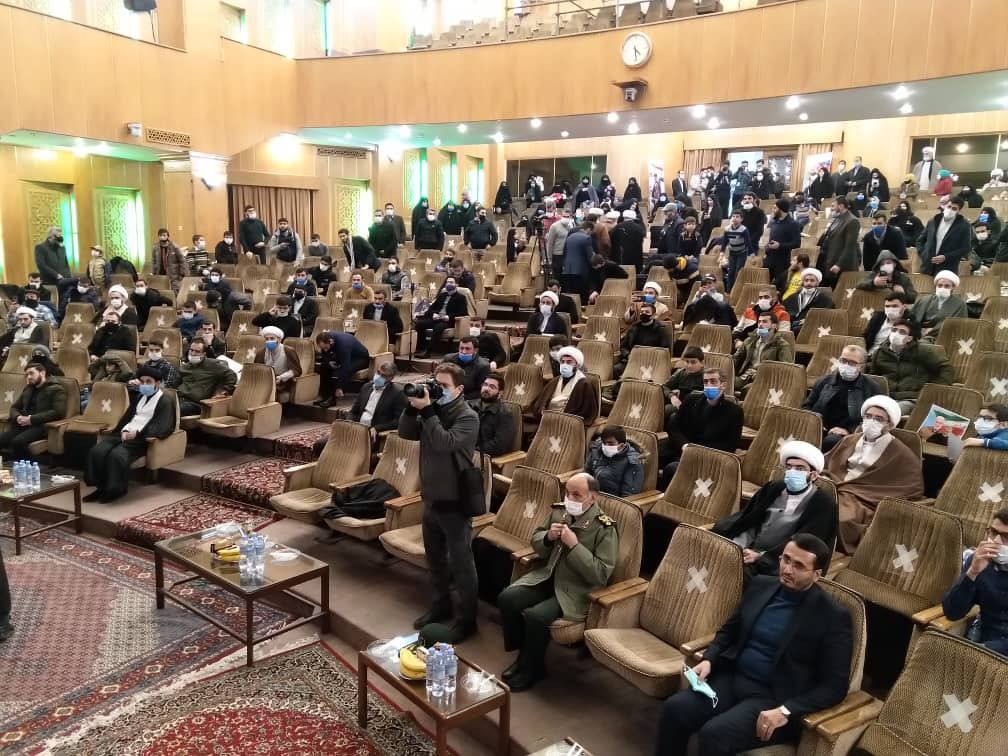 Iran holds memorial ceremony for martyrs of Republic of Azerbaijan in Karabakh conflict