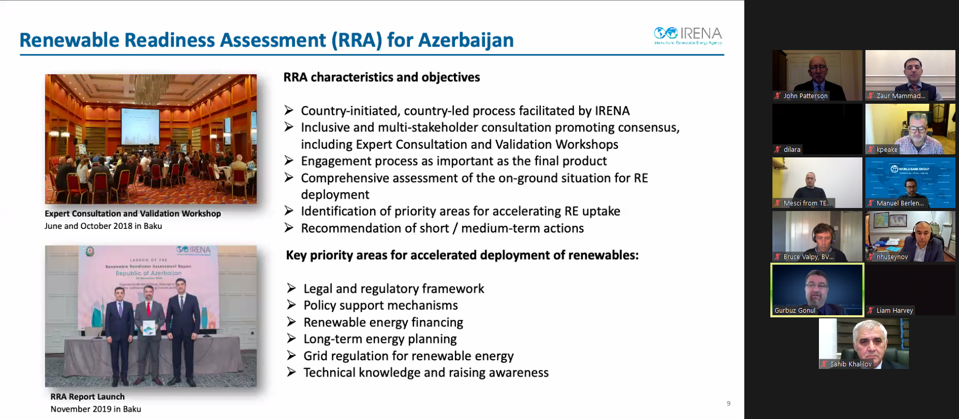 Azerbaijan continues measures to attract investment in renewable energy (PHOTO) - Gallery Image